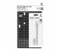 Xcut A5 Cutting Mat And Craft Knife (XCU 268436)