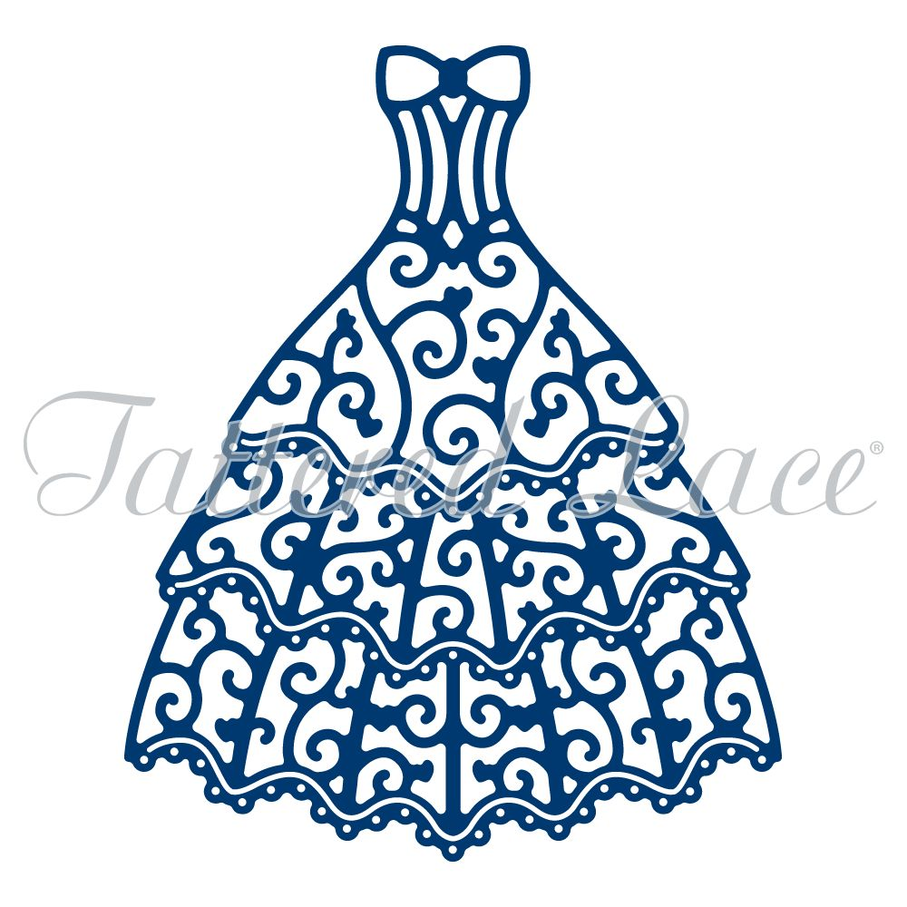 Tattered Lace Oscar Grown  D1016. Tattered Lace Oscar Grown  D1016    Craftlines