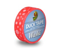 DuckTape Washi Pink Dot 15 mm x 10 m (104-12)
