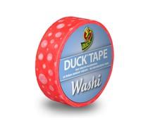 DuckTape Washi Pink Dot 15 mm x 10 m (104-12)