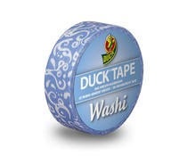 DuckTape Washi Blue Cirrus 15 mm x 10 m (104-05)
