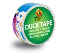 DuckTape Duckling Paint Splatter 19 mm x 4,5 m (102-01)