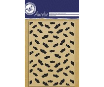 Aurelie Wooden Shoes Background Clear Stamp (AUCS1022)