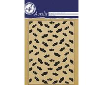 Aurelie Wooden Shoes Background Clear Stamp (AUCS1022)