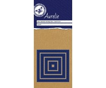 Aurelie Stitched Square Mini Nesting Die (AUCD1030)