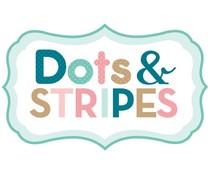 Foiled Dots & Stripes