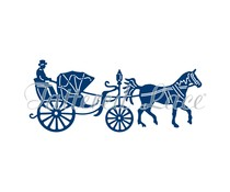 Tattered Lace Vintage Carriage (D1293)