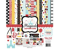 Echo Park Magical Adventure 12x12 Inch Collection Kit (MA109016)