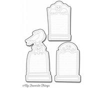 My Favorite Things Die-Namics Grave Situation (MFT-968)
