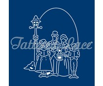 Tattered Lace Melded Carolers (D1299)