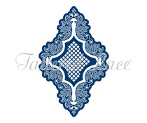 Tattered Lace Victorian Baroque Label (ETL260)