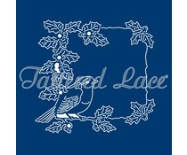 Tattered Lace Melded Christmas Robin (D1301)