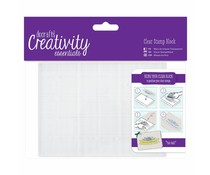 Docrafts A6 Clear Stamp Block (DCE 903102)