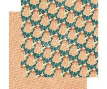 Graphic 45 Crêpe Suzette 12x12 Inch 25 pc. (4501431)
