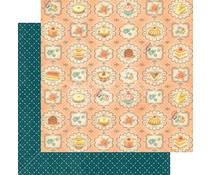 Graphic 45 Upper Crust 12x12 Inch 25 pc. (4501428)