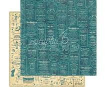 Graphic 45 Bon Appétit 12x12 Inch 25 pc. (4501425)