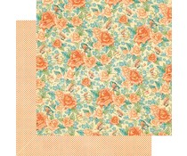 Graphic 45 Floral Souffle 12x12 Inch 25 pc. (4501423)