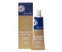 Aurelie High Quality Tacky Glue 80 ml 12 Pieces (AUGL1001/12)