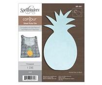 Spellbinders Pineapple Contour Steel Rule Die (SR-091)