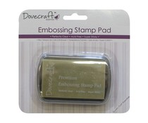 Dovecraft Dovecraft Embossing Stamp Pad (DCBS62)