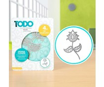 TODO Die Template Set Henna Flower (383645)