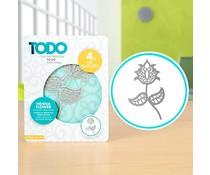 TODO Die Template Set Henna Flower (383645)