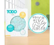 TODO Die Template Set Cherry Blossom Branch (21530)