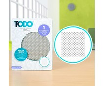 TODO Letterpress and Hot Foil Plate Polka Dots (383622)
