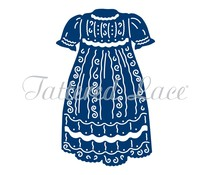 Tattered Lace Christening Gown (ETL434)