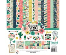 Echo Park Just Be You 12x12 Inch Collection Kit (JBY119016)