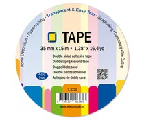 JEJE Produkt Double Sided Adhesive Tape 35 mm (3.3220)