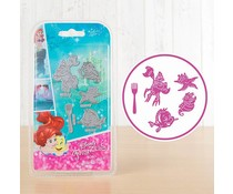 Disney Ariel Embellishments (DL088)
