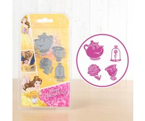 Disney Belle Embellishments (DL087)