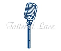 Tattered Lace Jazz Microphone (ETL556)