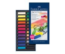 Faber Castell Soft Pastel Crayons Mini Box 24 pcs (FC-128224)