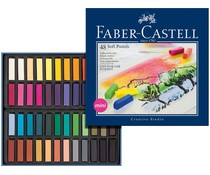 Faber Castell Pastel tendres Mini 48 pcs (FC-128248)