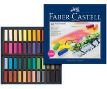 Faber Castell Zachte Pastelkrijt Mini Etui 48 pcs (FC-128248)