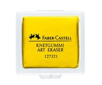 Faber Castell Kneadable Eraser Yellow/Blue/Red (FC-127321)
