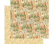 Graphic 45 Isabella 12x12 Inch 25pc. (4501502)