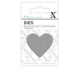 Xcut Dinky Die (1pc) - Heart (XCU 503172)