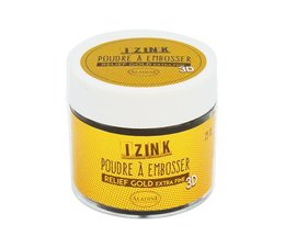 Aladine Embossing Powder 25 ml Gold Extra Fine (10204)