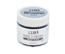Aladine Embossing Powder 25 ml Silver (10192)