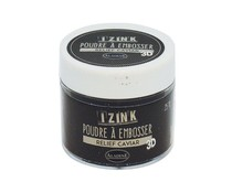Aladine Embossing Powder 25 ml Caviar (10182)