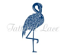 Tattered Lace Flamingo (TLD0178)