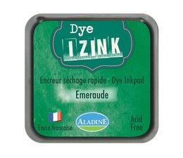 Aladine Inkpad Izink Dye Vert Emeraude (19272)