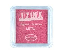 Aladine Inkpad Izink Pigment Metal Pink (19125)