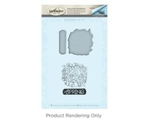Spellbinders Spring Stamp And Die Set (SDS-056)