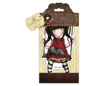 Gorjuss Large Rubber Stamp - Ruby (GOR 907251)