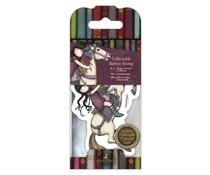 Gorjuss Mini Rubber Stamp - The Runaway (GOR 907418)
