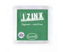 Aladine Inkpad Izink Pigment Light Green (19139)